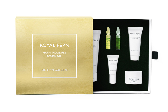 Royal Fern Facial Travel Kit