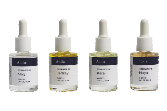 Atolla Personalized Serum Subscription